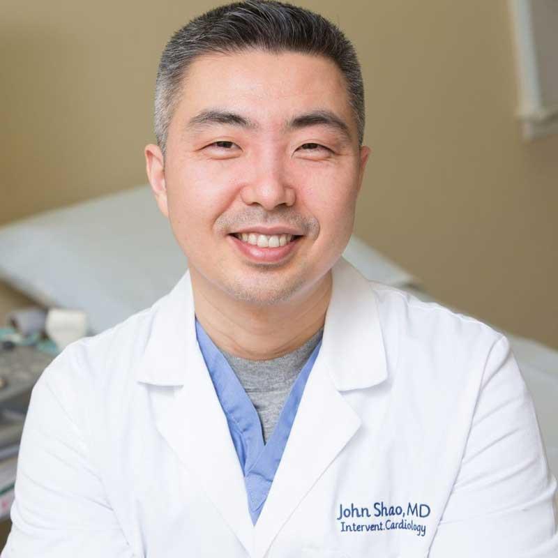 Dr. John H. Shao, MD, FACC, RPVI