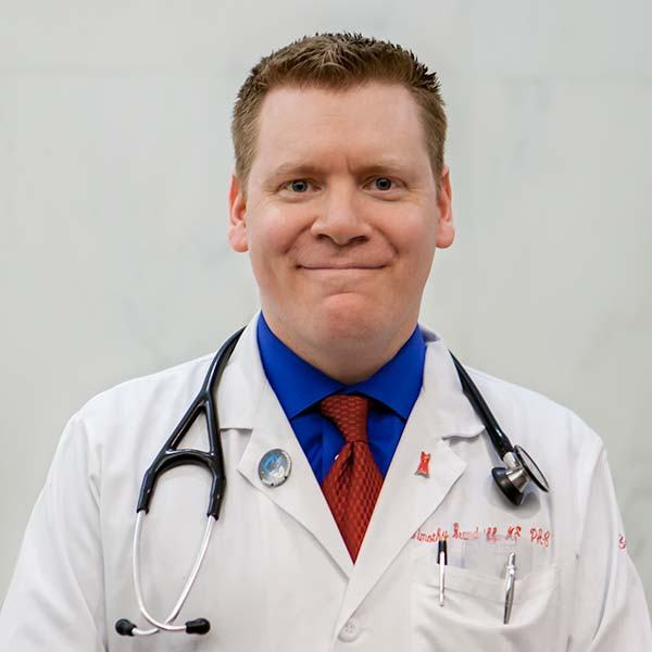 Tim Brandriff – Physician Assistant NCCPA
